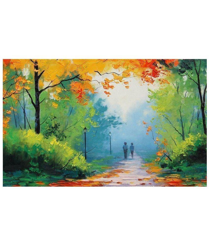 Print Mantras Canvas Art Prints Without Frame Single Piece