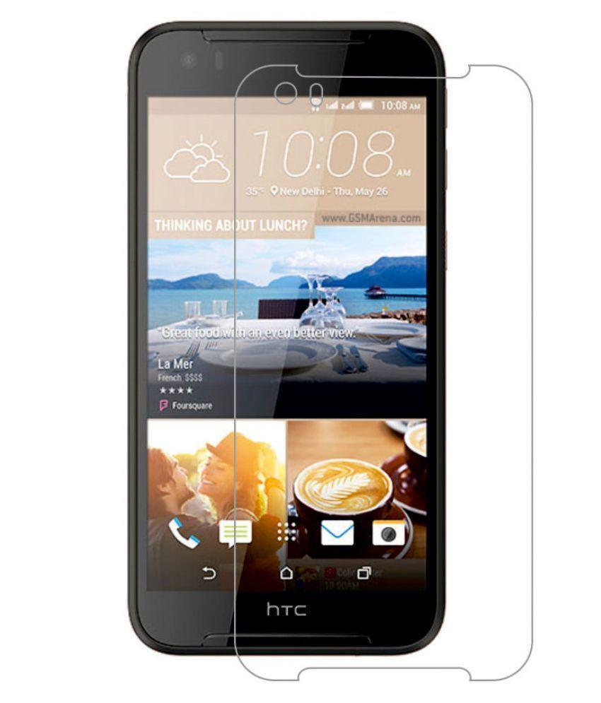 HTC Desire 830 AntiGlare Screen Guard By Scratchgard