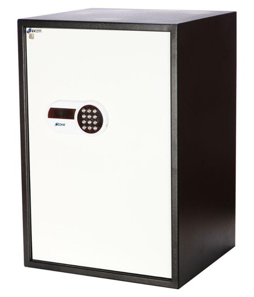 Everything for Beautiful Home!! Upto 65% Off On Everything | Ozone Persona-Motorised -OES-HG-77 Electronic Safe @ Rs.8,998