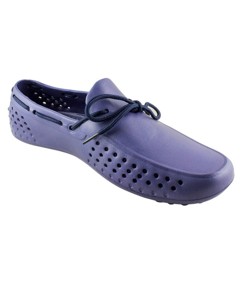 31f9619a3f214 The Malabis Rainy Boat Blue Casual Shoes - Buy The Malabis Rainy Boat Blue  Casual Shoes Online at Best Prices in India on Snapdeal