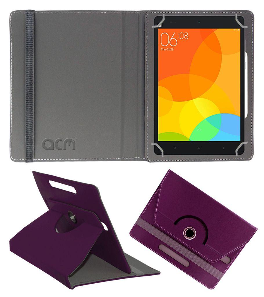 Xiaomi Mi Pad 8 Flip Cover By ACM Purple