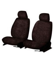 Speedwav Brown Car Seat Covers Set Of 2