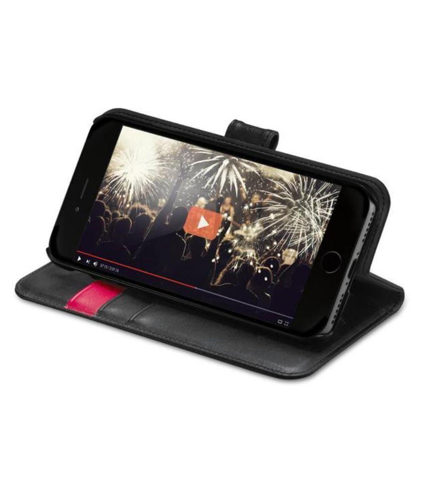 new style 797a6 7b04e Spigen iPhone 7 Plus / iPhone 8 Plus Case Wallet S Black 043CS20543