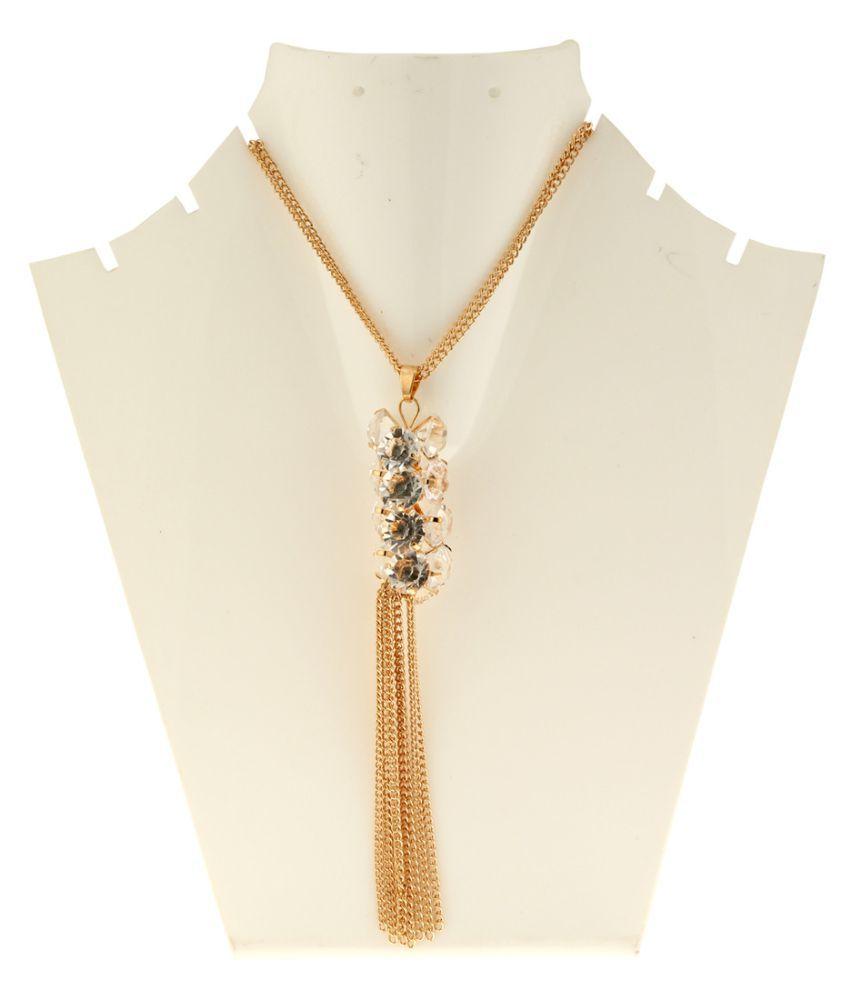 Arihantt Jewels Golden Necklace