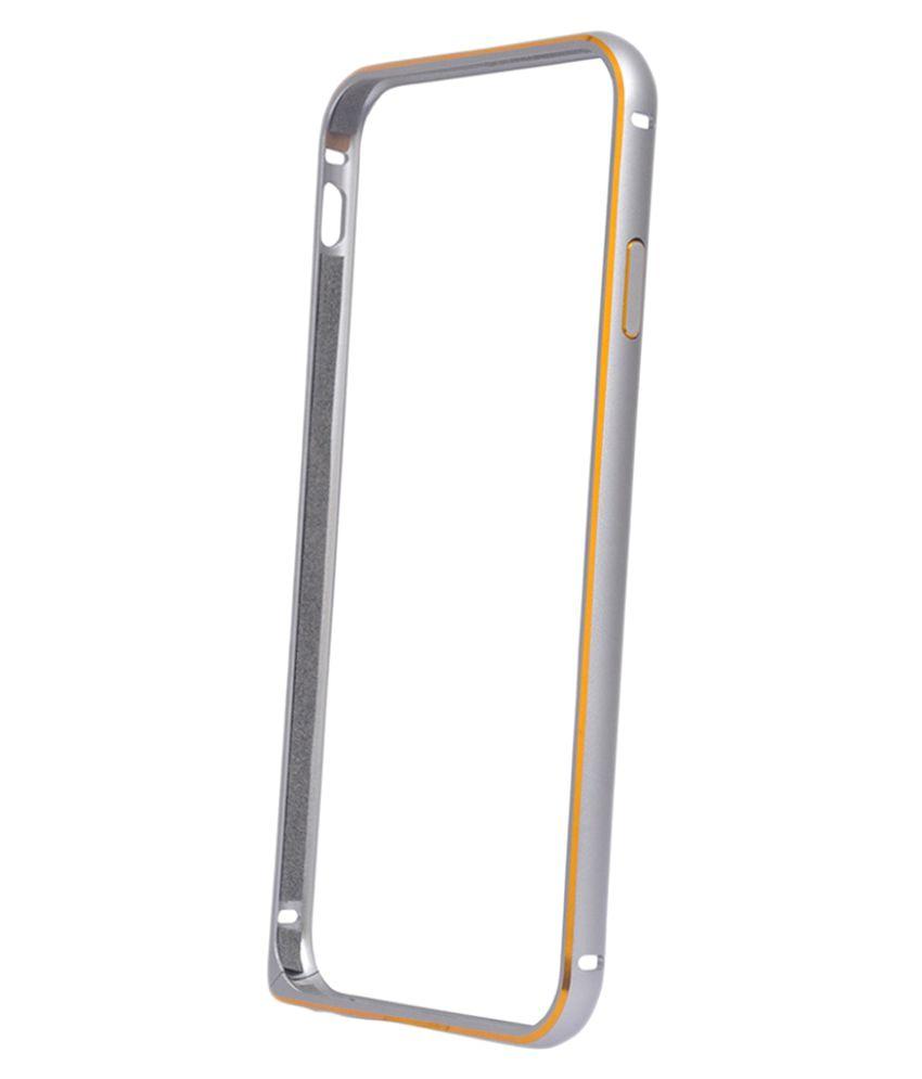 the best attitude e7f92 83d3c Samsung Galaxy Grand Prime Bumper Cover by Sami - Silver