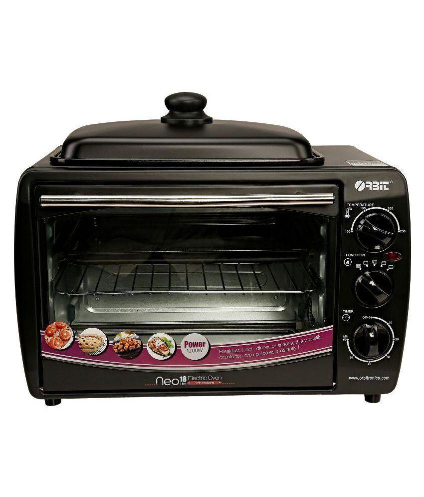 Orbit Neo-72 1200W Oven Toaster Griller