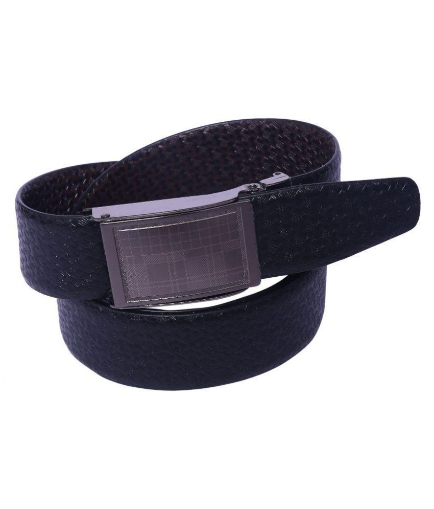 Oodi Purple PU Casual Belts