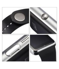 Rooq A1 Original Smartwatch - Black