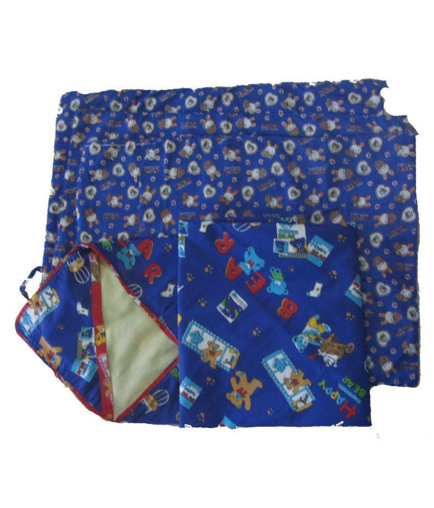 Joy Toy Multicolor Baby Wrap Baby Blanket/Baby Swaddle/Baby Sleeping Bag
