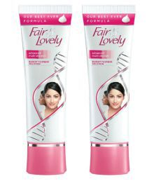 Fair & Lovely Advanced Multi Vitamin Face Cream 80 Gm Pack Of 2