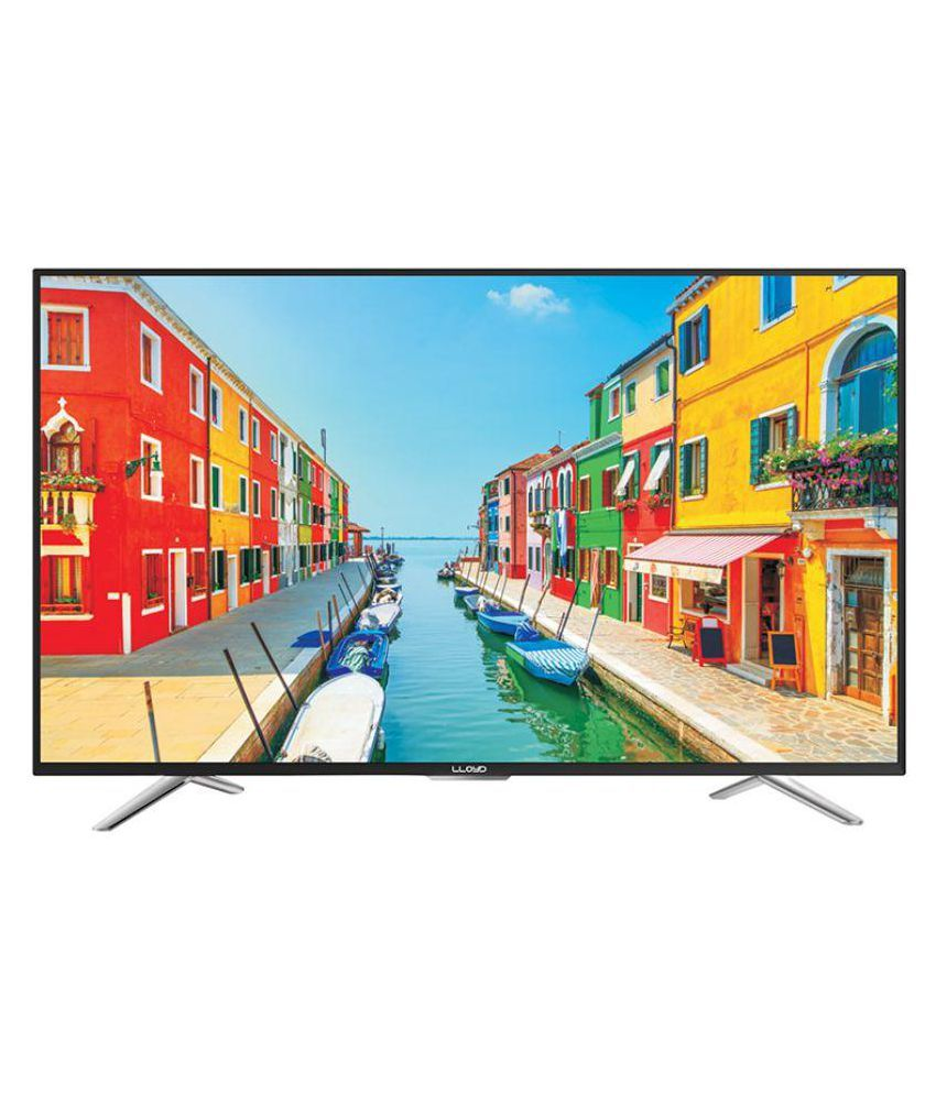 Lloyd L42UHD 106 cm ( 42 ) Smart Ultra HD (4K) LED Television