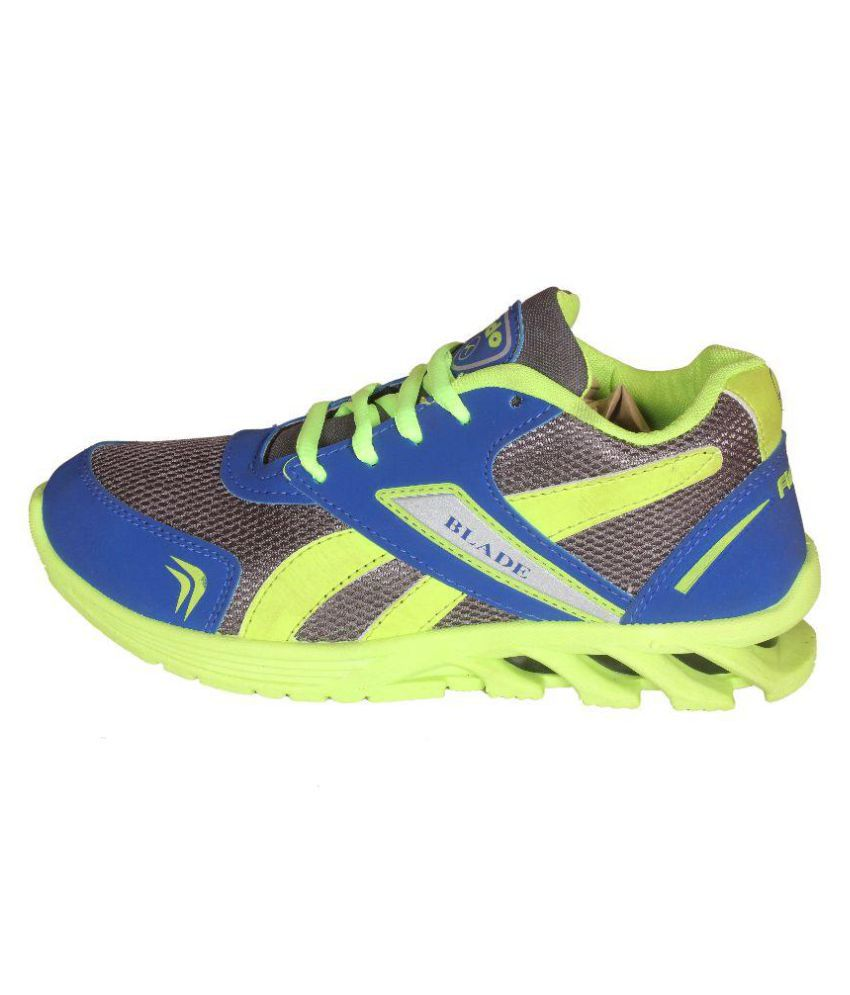 Delux Look Multi Color Running Shoes sale footaction pre order sale online clearance get to buy sale sast Ti4fCh9jz7