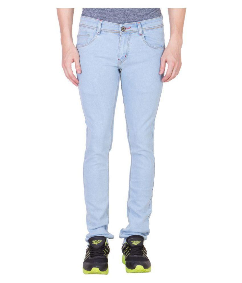 Jollify Light Blue Slim Basic