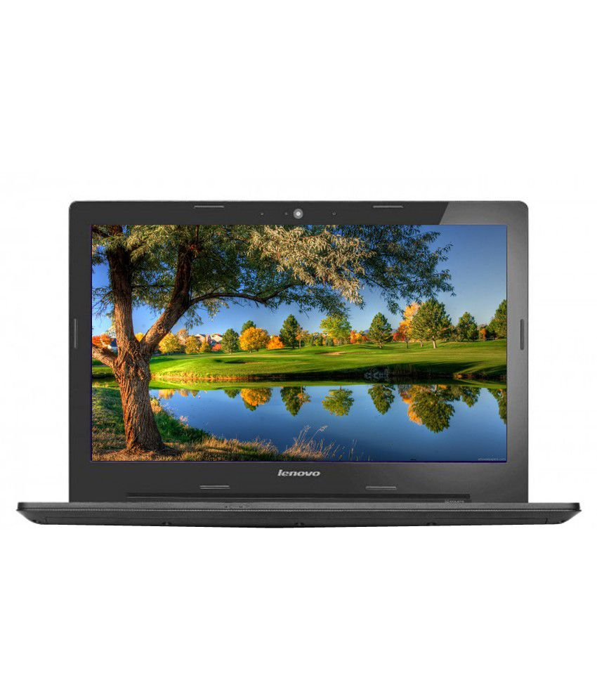 Lenovo Ideapad 100 Core i3 5th Gen - (4 GB/1 TB HDD/DOS/2 GB Graphics) 100 Notebook(15.6 inch, Black, 2.3 kg)