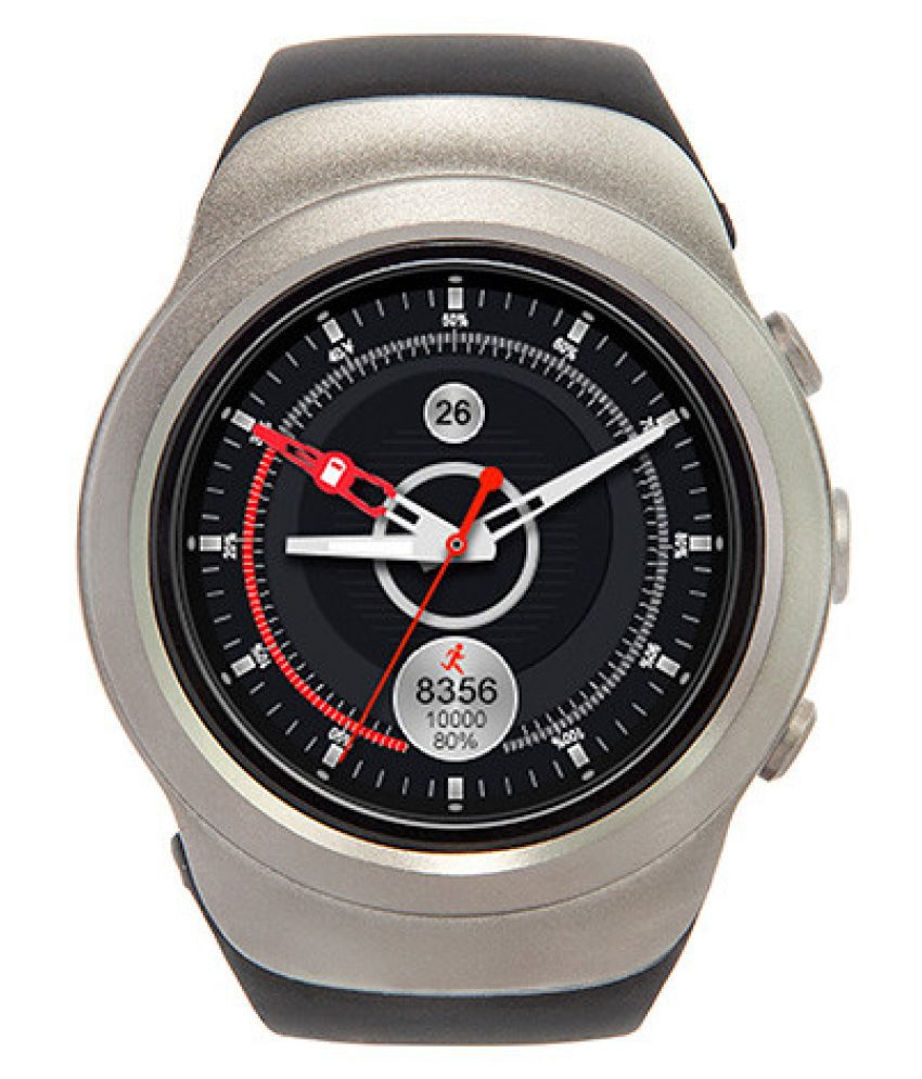 Wearable Smartwatches Online At: Noise Loop Smart Watches Black