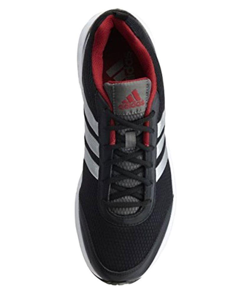 082870479ef67 Adidas ALBIS 1.0 M Black Running Shoes - Buy Adidas ALBIS 1.0 M ...