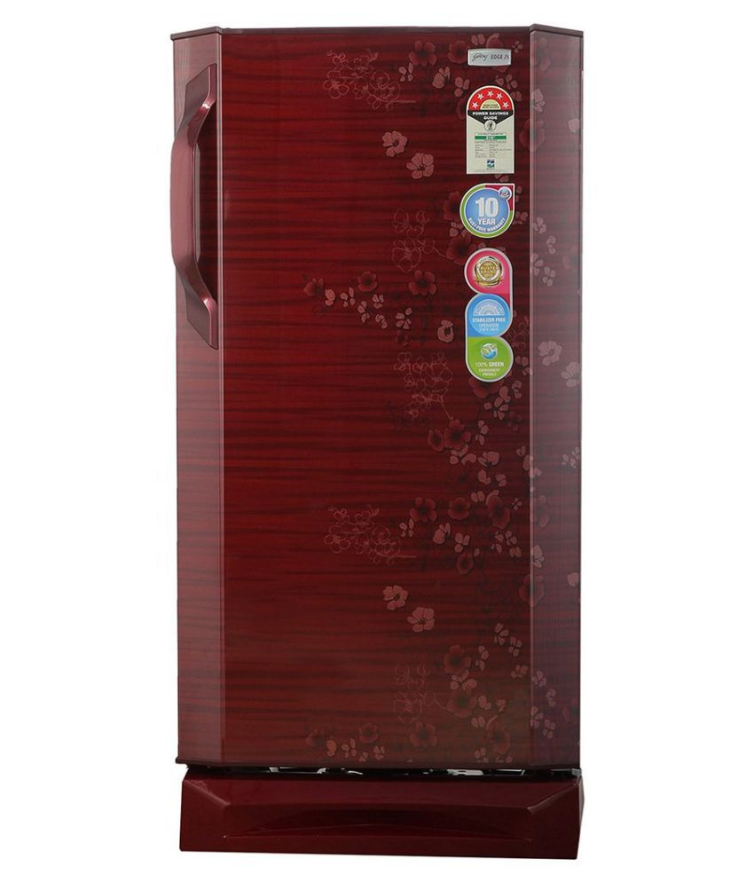 Godrej 195 LTR 195CTS Single Door Refrigerator Maroon