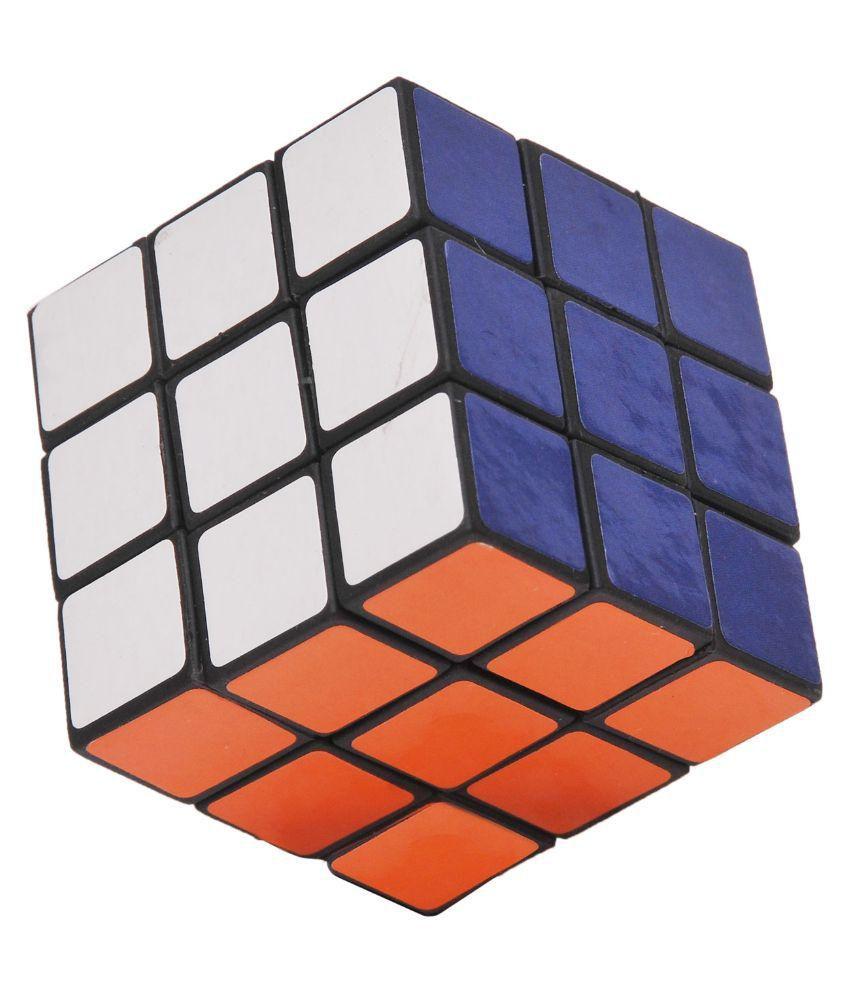 Happy Kids Multicolor Cube