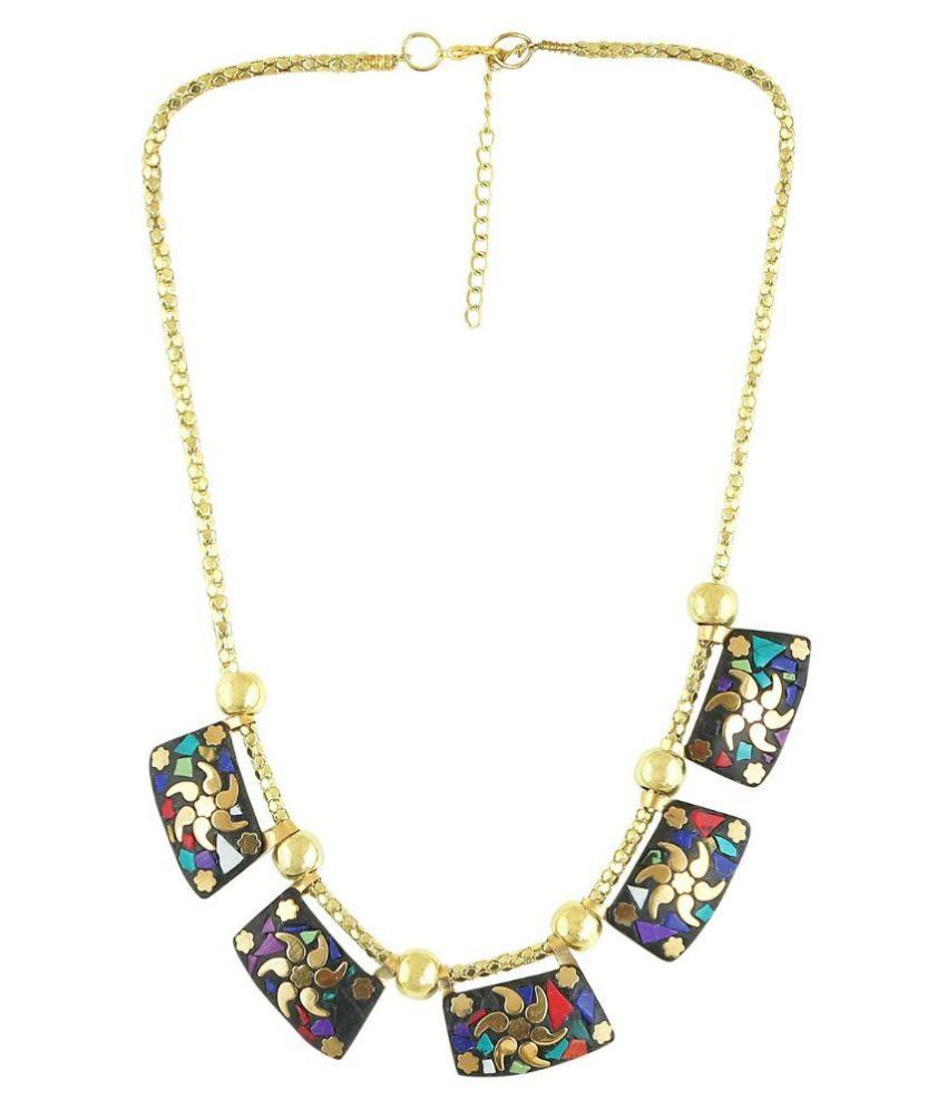 Arittra Multicolor Necklace