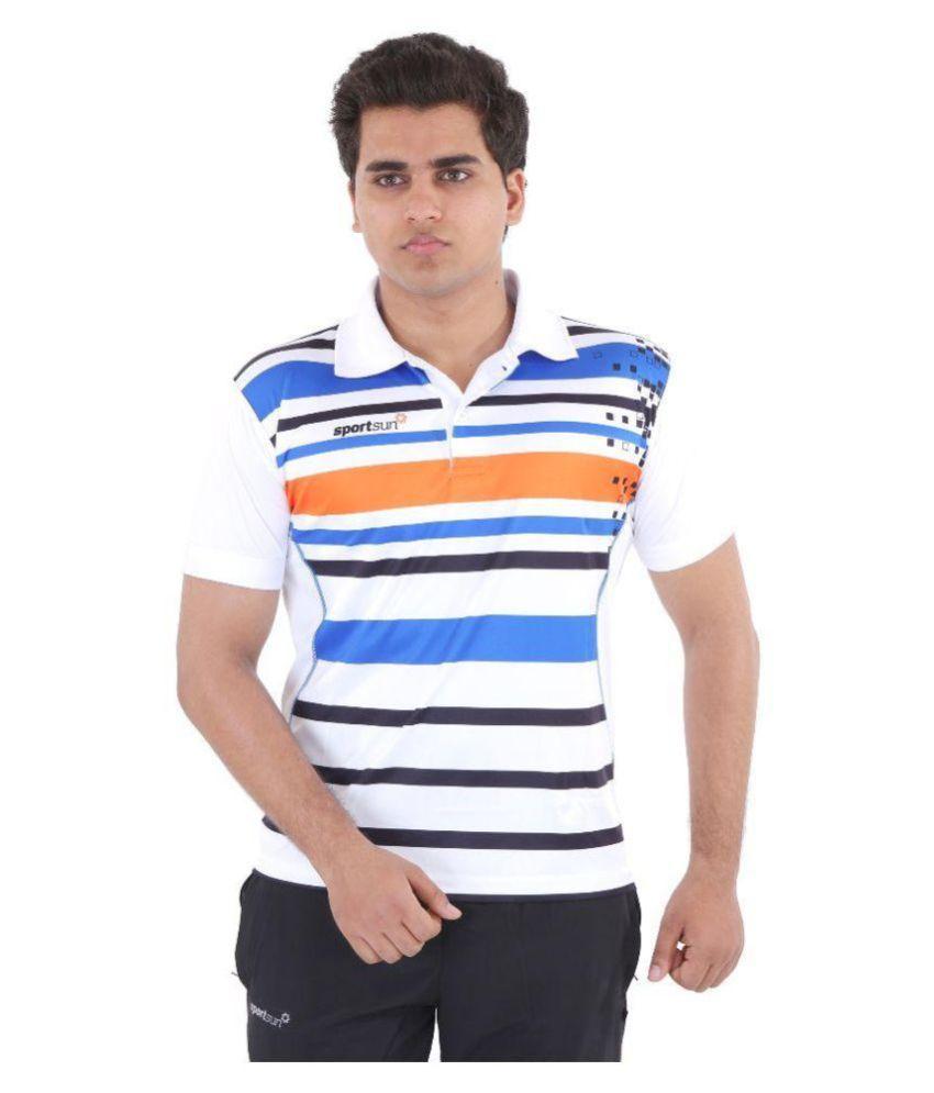 Sport Sun Multi Color Polyster Sportswear