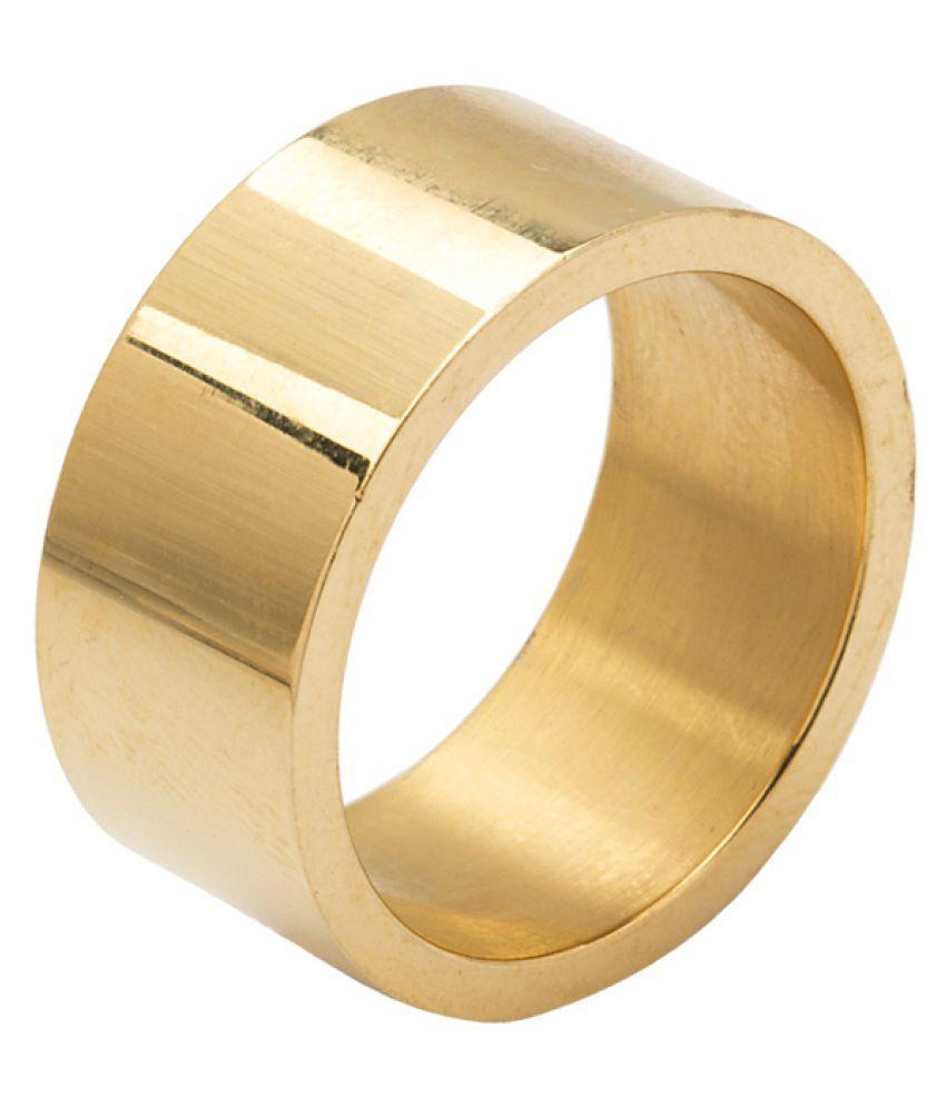 Voylla Yellow Ring