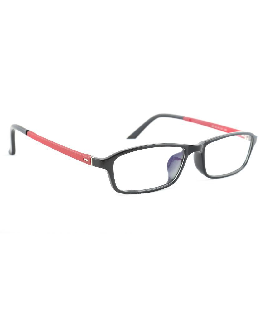 Specs-n-lenses Multicolor Oval Spectacle Frame TR2601