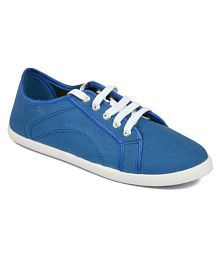Asian Blue Sneakers