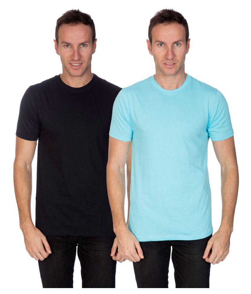 Artist Multi Round T-Shirt Pack of 2
