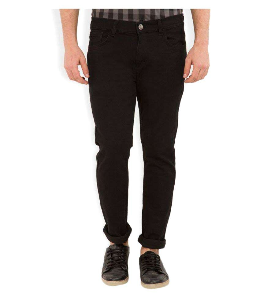 Highlander Black Slim Solid