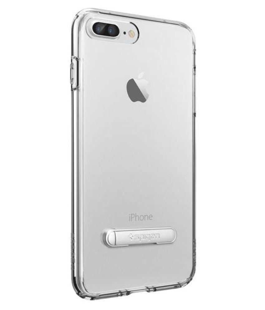 ... Spigen iPhone 7 Plus Back Case Ultra Hybrid S (Crystal Clear) ...