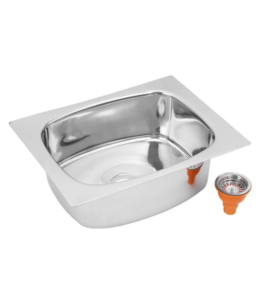 Admiral Stainless Steel Single Bowl Sink Buy