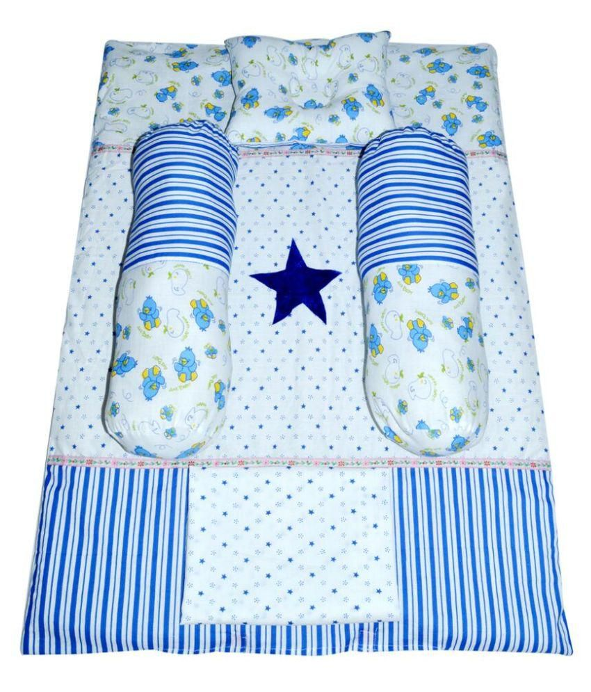 Creative Textiles Multi-Colour Cotton ( 6 or more pcs) Bedding Sets
