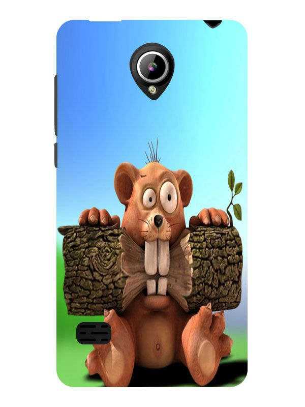 Asus Zenfone Go T500 Printed Cover By Treecase