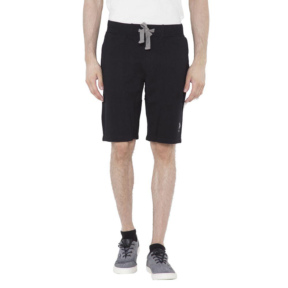 U.S. Polo Assn. Black Shorts