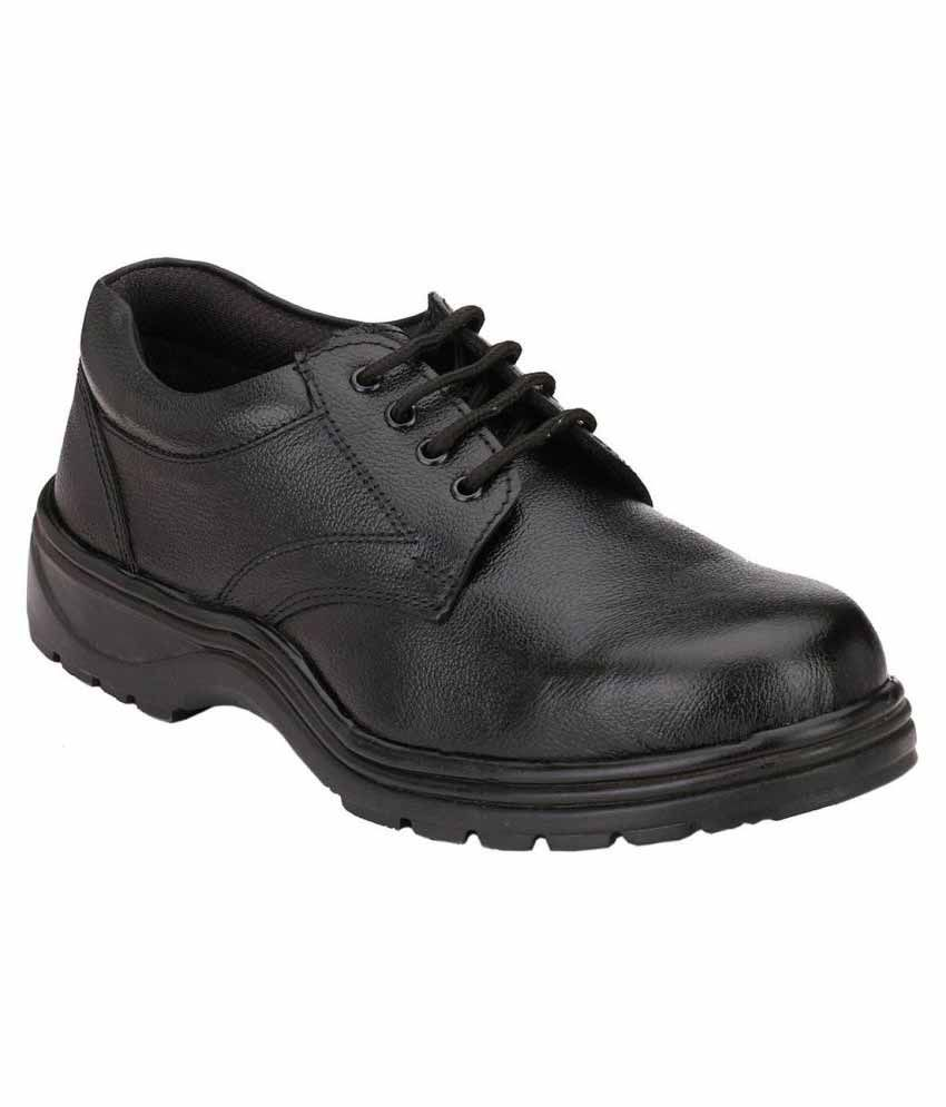 ecc4b0074c87 Buy Afrojack Black Safety shoes Online at Low Price in India - Snapdeal
