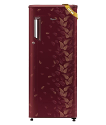 Whirlpool 190 Ltr 4 Star 205 IM Powercool PRM 4S Single Door Refrigerator - Wine Fiesta
