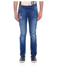 Blue Saint Blue Slim Solid - 657085579545