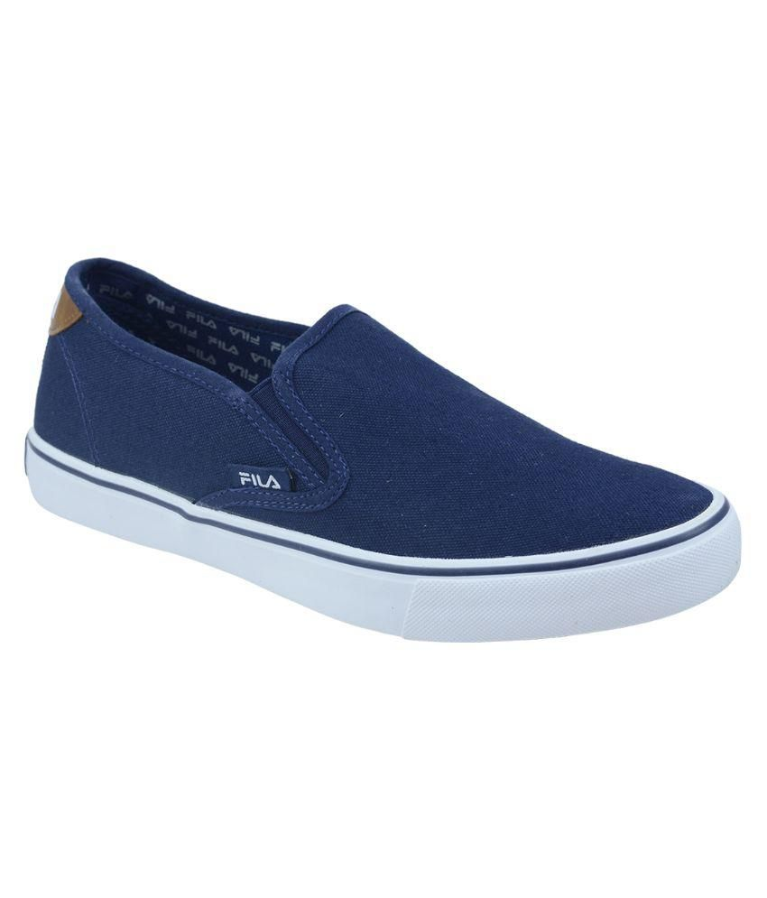 23c492cb41e7 Fila Relaxer V Sneakers Blue Casual Shoes - Buy Fila Relaxer V Sneakers  Blue Casual Shoes Online at Best Prices in India on Snapdeal