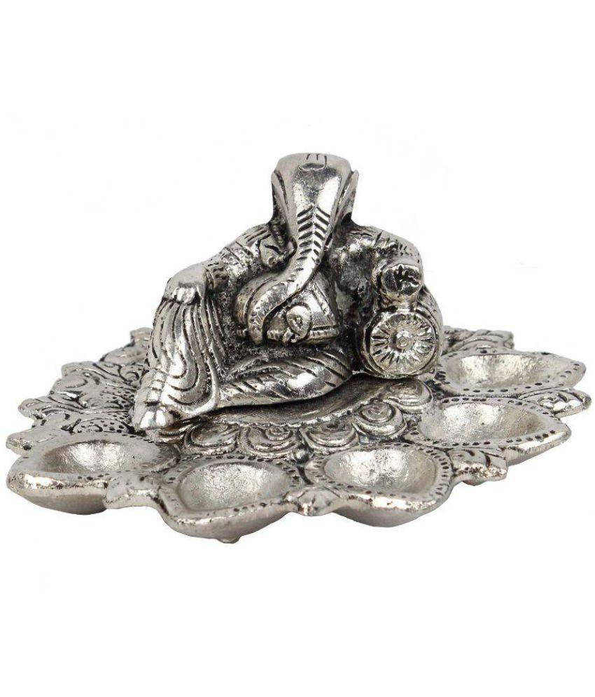 Little Jaipur Ganesha Iron Idol