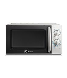 Electrolux 20 LTR SE20M.WW Solo Microwave Oven