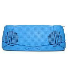 Amkette Trubeats Sonix Hi-fidelity Bluetooth Bluetooth Speaker - Blue