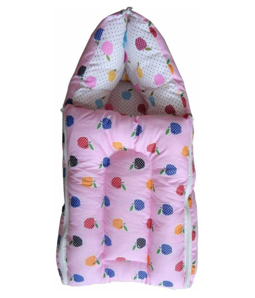Chinmay Kids Multicolour Cotton Sleeping Bag