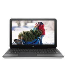 HP Pavilion 15-au114tx Notebook (7th Gen Intel Core i5- 8GB RAM- 1TB HDD- 39.62cm (15.6)- Windows 10- 4GB Graphics) (Silver)