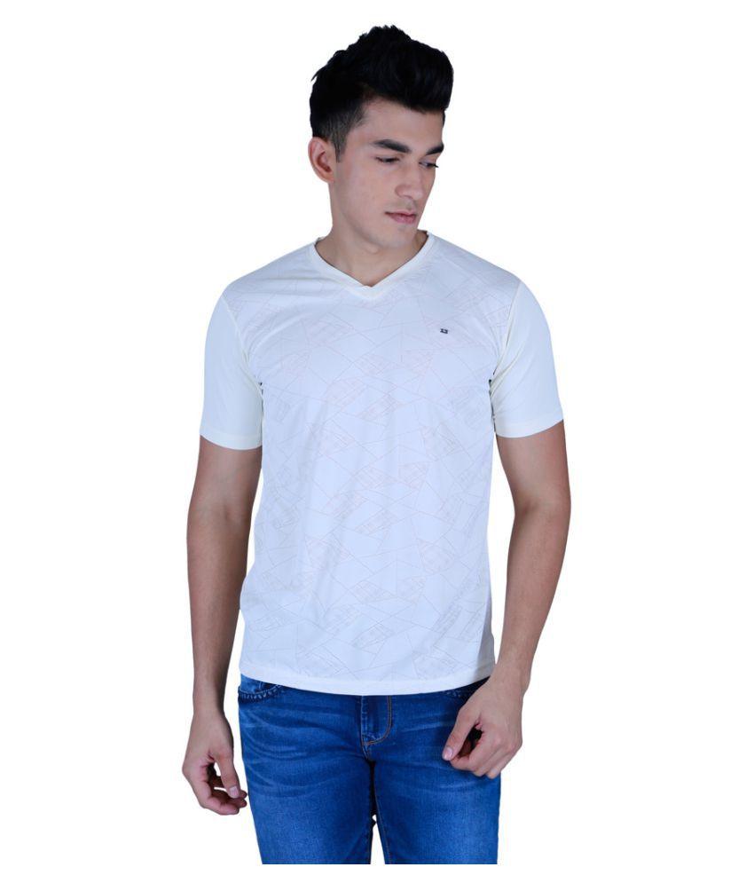 Lawman PG3 White Cotton T-Shirt Single Pack