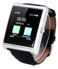 Sicario Moda W3 Brown Smart Watch