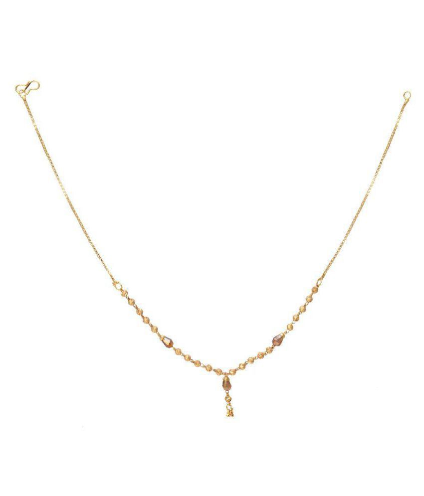 M4U Fashion Golden Mangalsutra