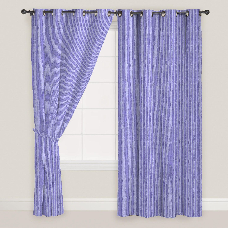 Presto Set of 2 Window Eyelet Curtains