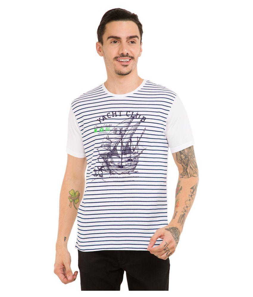Locomotive Multi Round T-Shirt
