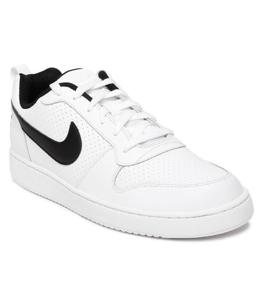 Nike Nike Court Borough Sneakers White Casual Shoes - Buy ...