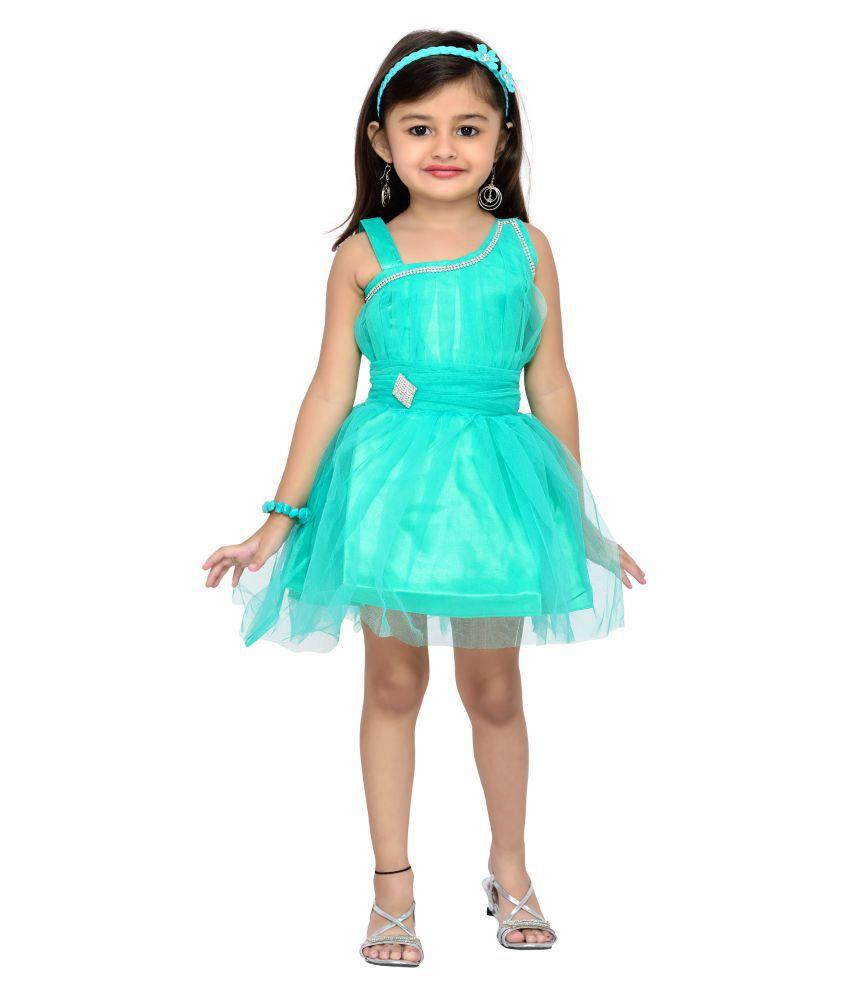Adiva Girl\'s Party Wear Frock - Buy Adiva Girl\'s Party Wear Frock ...
